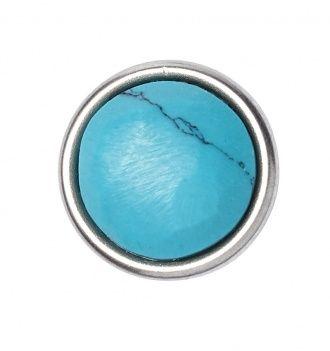 Chunk Petite Gemstone -turquoise NO18.nl Gemstones - edelstenen - worden al eeuwenlang gewaardeerd om hun unieke kleuren, vormen en helende werking. Ze waren onder de westerse rijken een populair mode-item dankzij hun exclusieve schoonheid en bijzondere slijptechniek. Turquoise (14-12-2013)
