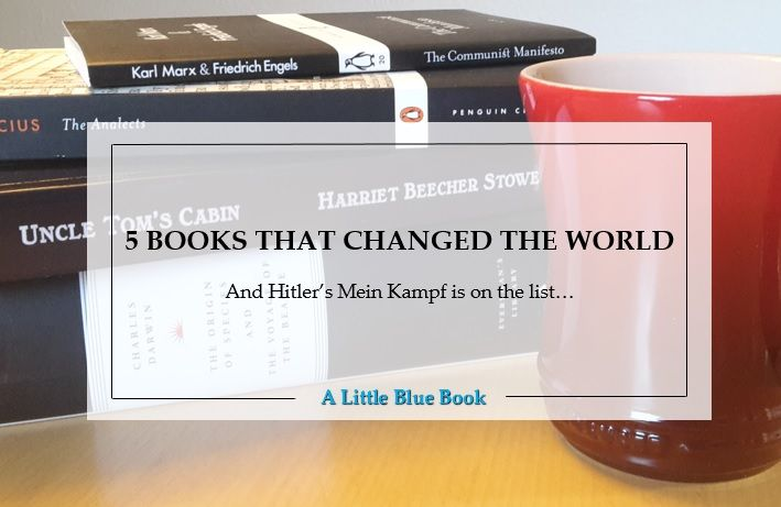 5 books that changed the world