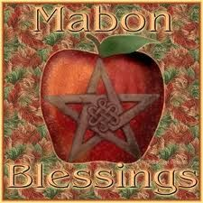 Mabon recipes, altar dressings, crafts, herbs, incense, stones and activities from EarthWitchery