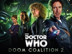 Doctor Who: River Song teaming with Paul McGann for Big Finish | Den of Geek