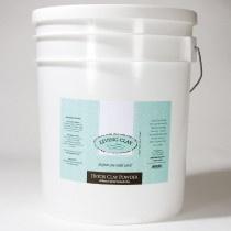 Living Clay™ Detox Clay Powder 18l bucket $660 All Natural Calcium Bentonite Clay.