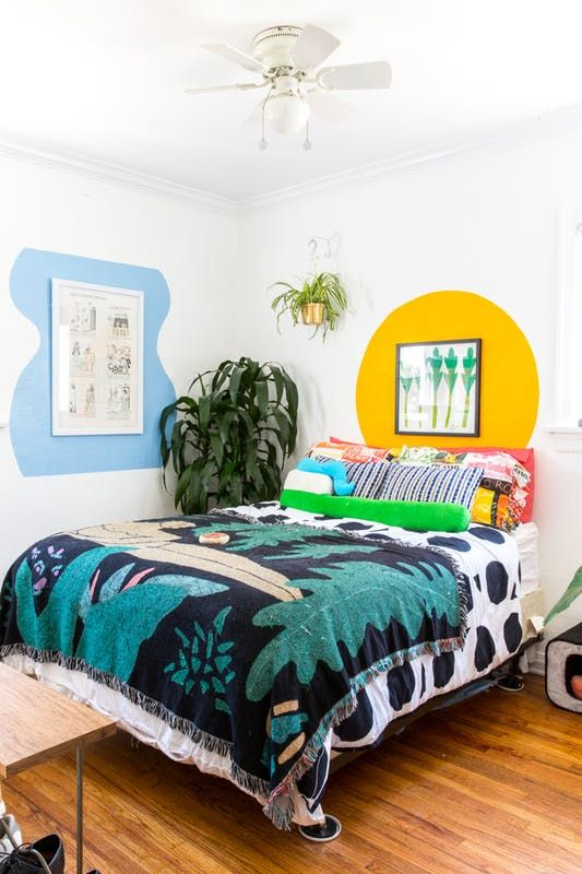 You don't need to be Picasso to apply this paint trick to your home.