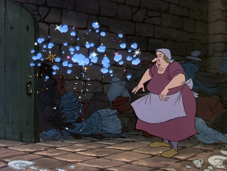 Disney S Sword In The Stone Arthur Kitchen Scene