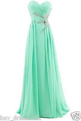 New Longue demoiselle d'honneur,Robe de mariée,robe de bal,tenue de soirée 32-46