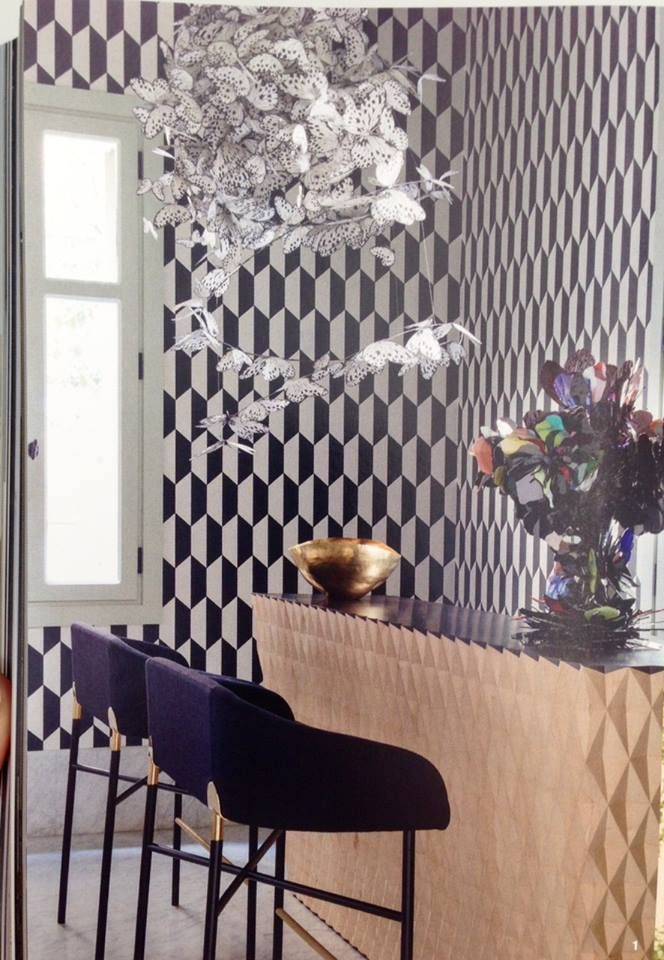 147 Best Images About Geometric Wallpapers On Pinterest