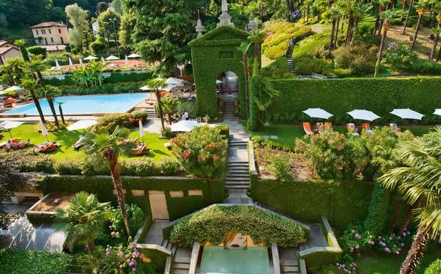 An insider's guide to the best hotels in Lake Como, featuring the top places to stay for al fresco dining, luxurious spas, sprawling gardens and lakeside swimming pools, near Bellagio, Tremezzina, Cernobbio and the stately homes of Villa del Balbianello, Villa Melzi and Villa Carlotta.