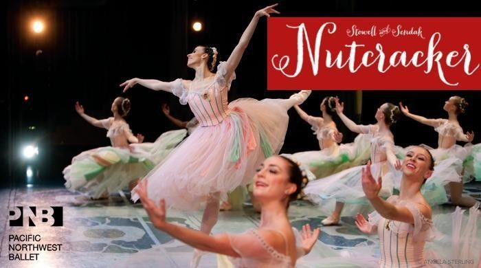 Nutcracker Seattle, WA #Kids #Events