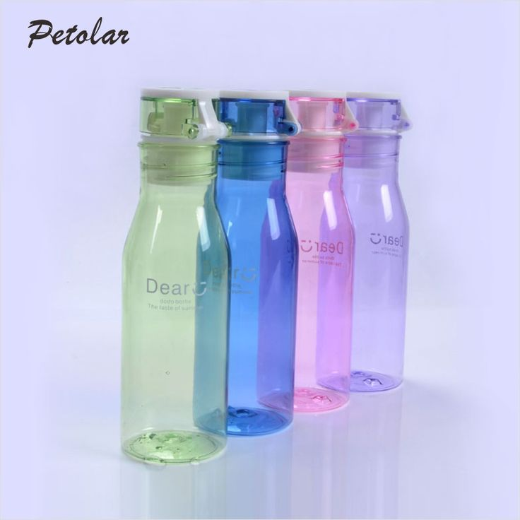 The free bpa water bottles have double opening and smooth surface, its material is eco friendly tritan PP. It is perfect for women used in office, work, travel and other activities.  Its leak proof cover design means you don't worry about the liquid overflow from the bottle, and it is convenient to carry with its strap. There are five colors