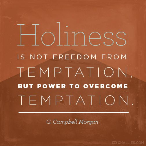 overcoming temptations Pastor robert begins the new it is written series with an amazing message about  how being grounded in the word of god can help us.