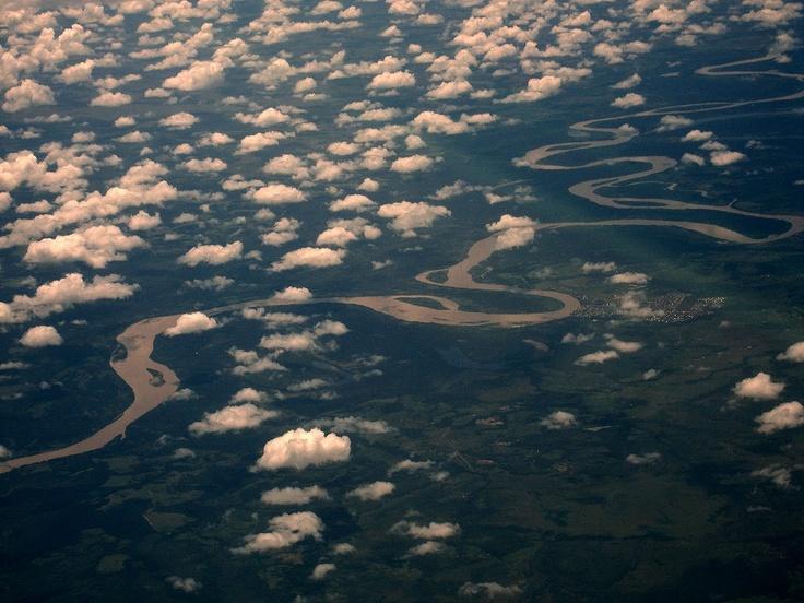 de-colombia-con-amor:    Rio Guaviare. San Jose del Guaviare (por Ivan Mauricio Agudelo)