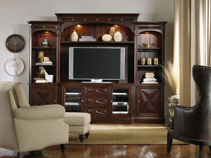 287 Best Entertainment Centers We Love Images On Pinterest Curtains