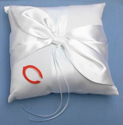 Jerseys NFL Sale - Chicago Bears ring bearer pillow | Someday | Pinterest | Ring ...