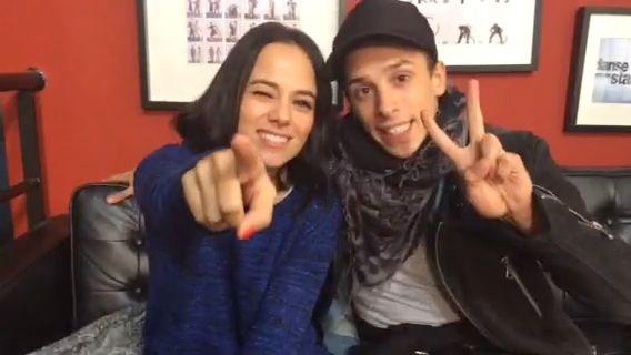 Danse avec les stars - #ChatAvecLesStars : discutez en direct avec Alizée et Grégoire vendredi à 18h !