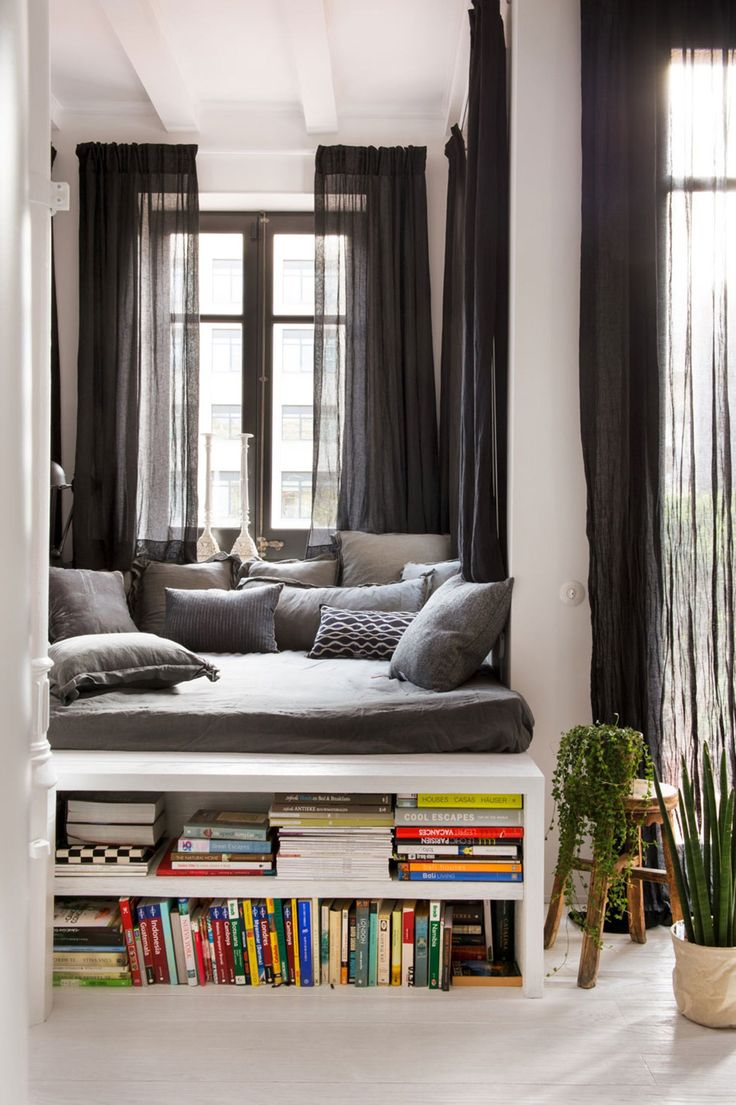 25 Best Ideas About Alcove Bed On Pinterest Bed