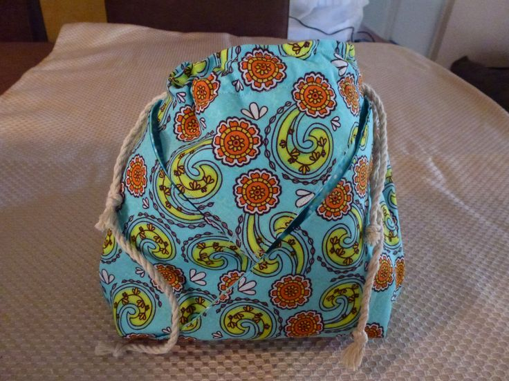 Drawstring bag - small by TheBouncingKangaroo on Etsy https://www.etsy.com/au/listing/498012224/drawstring-bag-small