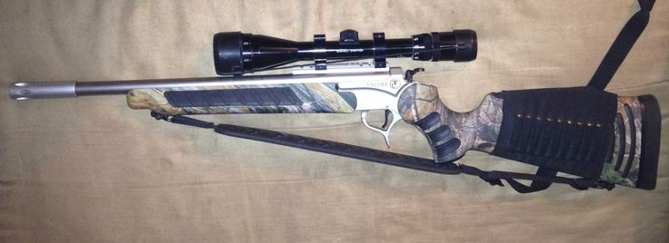 Pack Survival Rifle Tc Encore Pro Hunter Bergara Barrel