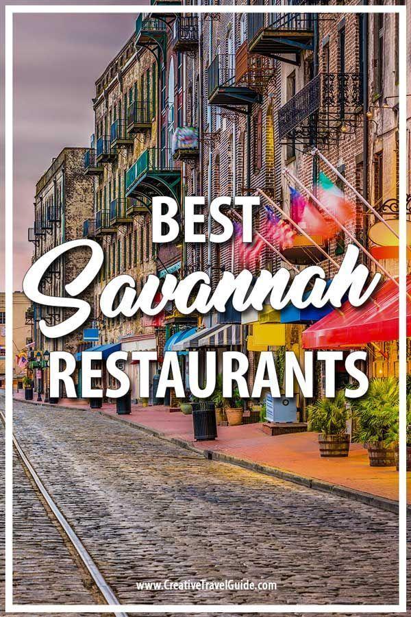 10 Best Mom And Pop Savannah Restaurants Creative Travel Guide Savannah Restaurants Savannah Chat Georgia Vacation