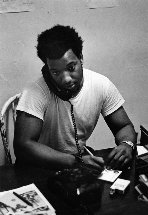 "Revolutionary, Fred Hampton: ""You can kill the revolutionary but, you can't kill the revolution."""