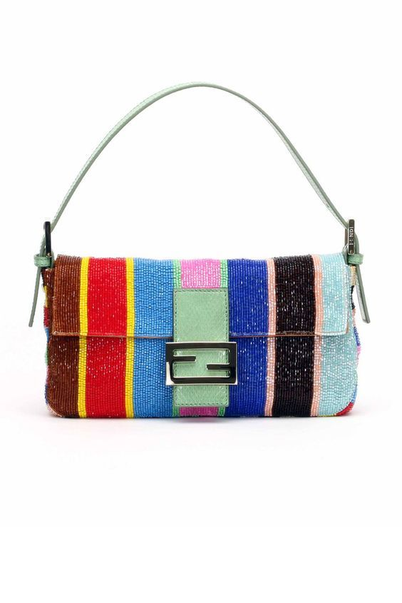 Fendi Clutch Collection & more luxury details