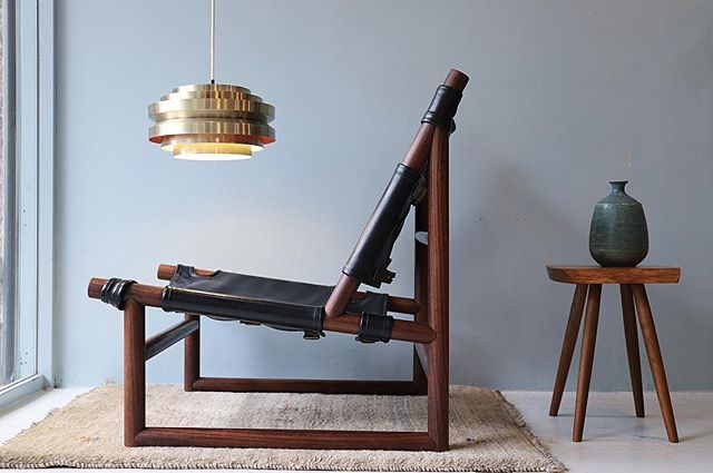 Rosewood Safari Sling Easy Chair 北欧 イージーチェア スリングチェア サファリチェア ソファ ローズウッド ラウンジチェア 北欧デザイン 北欧インテリア ヴィンテージ家具 北欧ビンテージ モダンデザイン 重厚 ヴィンテージ ソファ 模様替え
