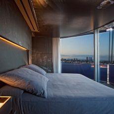 Habitaciones del Hotel 5 Estrellas - Silken Puerta América Madrid