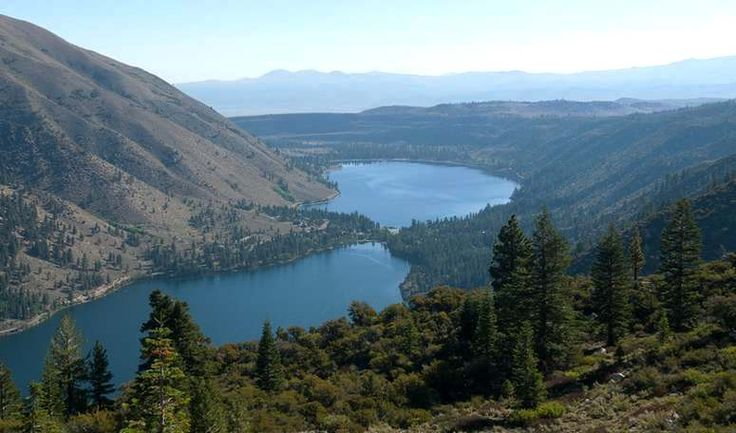 Twin Lakes Bridgeport California Fish Hike Enjoy The