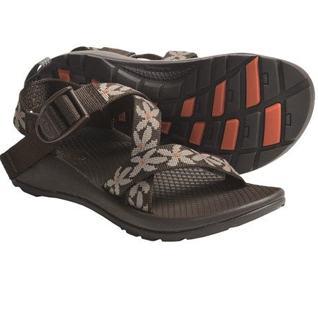 Chaco Z/1 Ecotread Sport Sandals Flower Patch