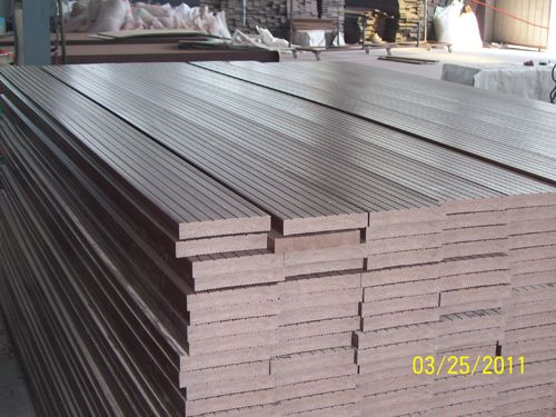 WPC Decking   Wood Plastic Composite Decking Line   WPC Decking Line The  New Material For