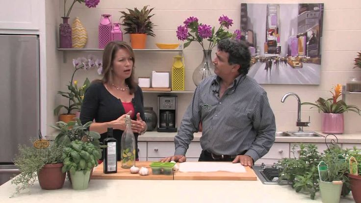 Today we visit Goemans Appliances and talk about amazing compact appliances that fit your home and lifestyle. Back in the kitchen we get some great ideas for harvesting your fresh herb with Marco from Freeman Herbs. Then we step out of the kitchen as Chef Mark from La Piazza Allegra Restaurant takes it outside and creates an incredible pizza using our wood fired oven. #WoodOvenPizza #FrozenHerbs