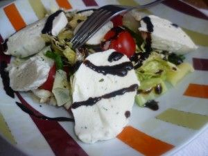 Mozzarellás vegyes saláta   Keva Blog