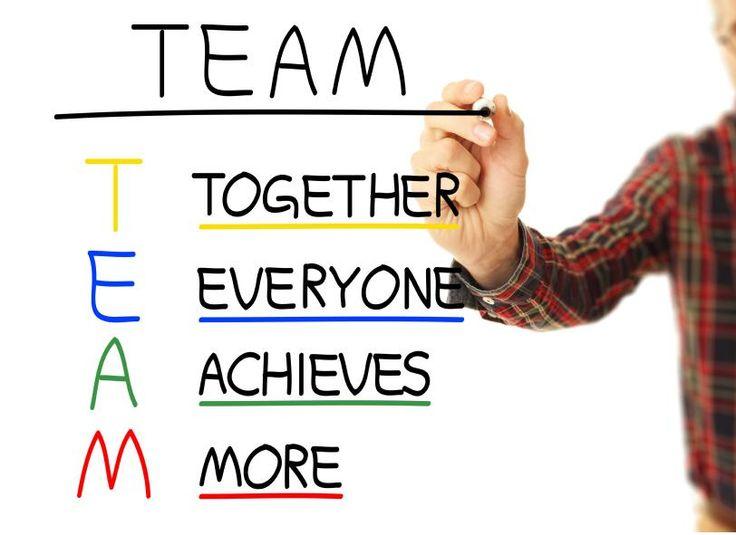 """Recursos Humanos SOS: Significado de """"Team"""""""