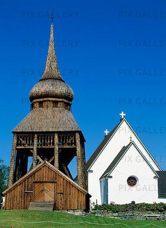 Frösö kyrka, Jämtland (RM)