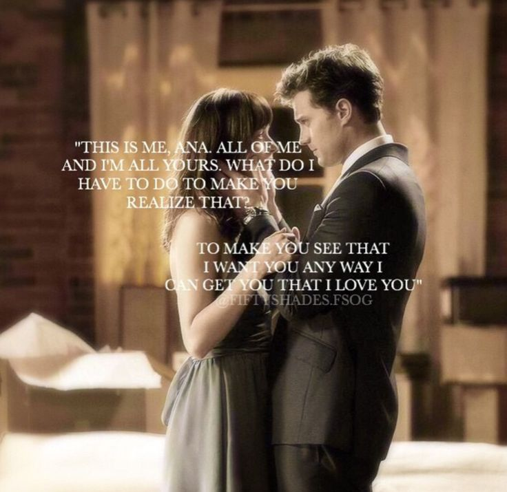 Fifty Shades darker - Ana and Christian Grey