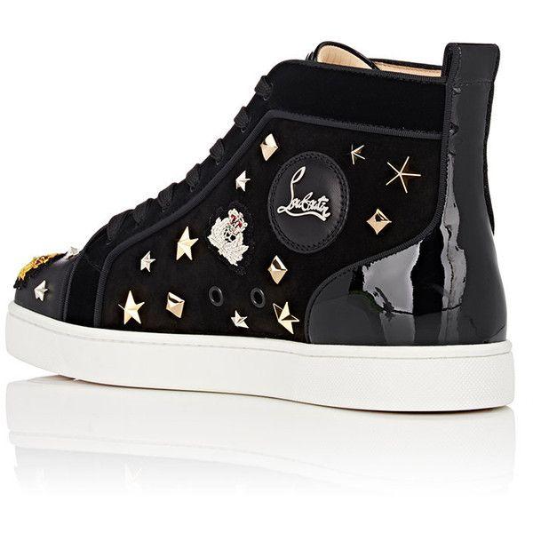 f9dedf6c7f9 Christian Louboutin Men's Loubacademia Flat Sneakers (1,745 CAD ...