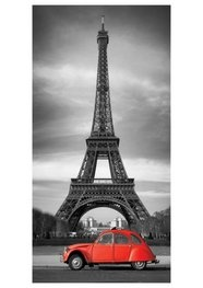Glasbild, Celeste, »Eiffelturm«