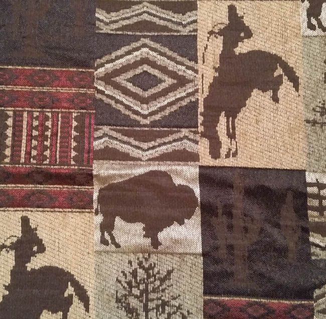 Southwest Fabrics, Southwestern Upholstery Fabrics Catalog