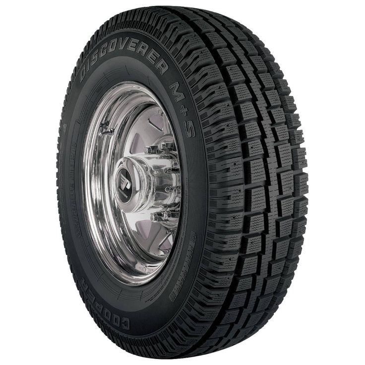 Cooper Discoverer M+S Winter Tire - 235/75R15 109S (Black)