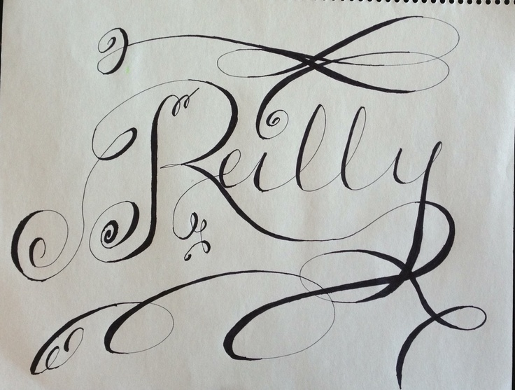 Images about fake calligraphy on pinterest