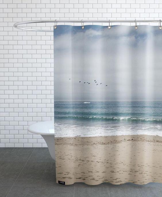 1000 id es sur le th me rideaux de douche sur pinterest for Rideau douche italienne