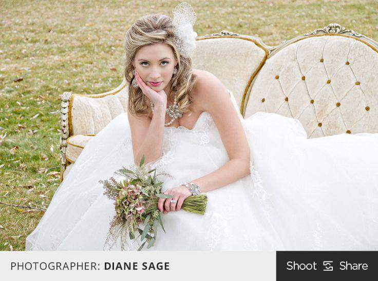 Wedding Bride Groom Styledshoot Styledwedding Photographer Diane Sage