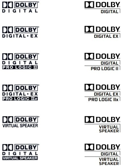 Dolby brand architecture
