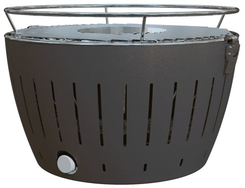 LotusGrill   The Smokeless Charcoal Grill