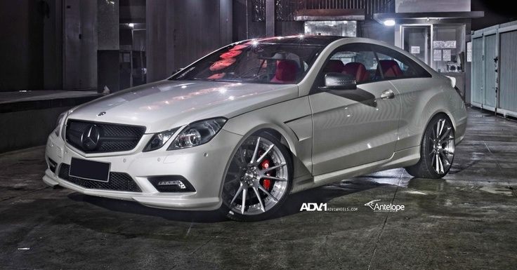 Mercedes w207 e coupe cars and motorcycles for Mercedes benz w207