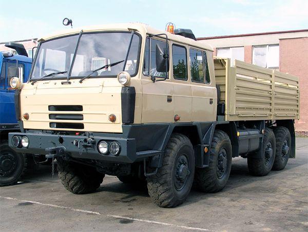 TATRA T815 VT 26 265 8x8.1 R