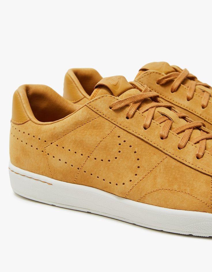 buy online 65b3b d2c14 Nike Tennis Classic Ultra  Desert Ochre  (via UO), yellow ochre, mustard  yellow