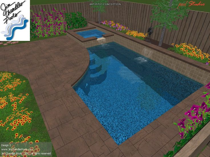 87 best pools cocktail pools spools and backyard dreams for Pool ideas for large yards