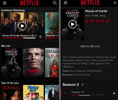 Supercharge your Netflix Movie List with these great Apps… http://mkvxstream.blogspot.com/2014/06/netflix-movie-list-apps-add-ons-and.html