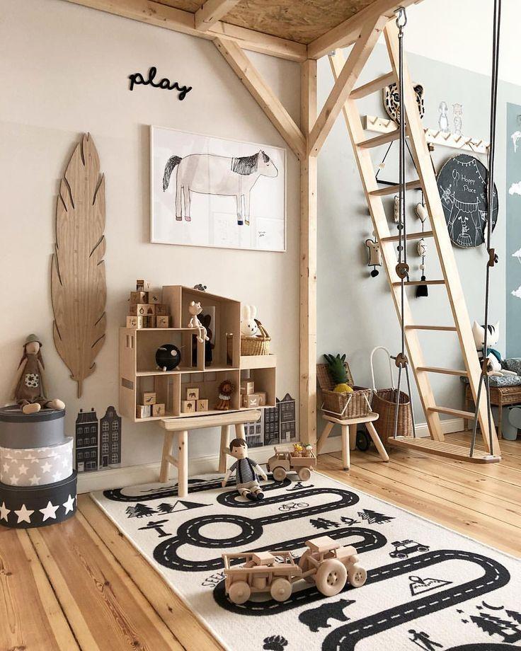 • Es war nicht schwer was zu finden das Zimmer besteht fast nu… #besteht #Da… #Kinderzimmer