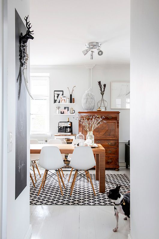 Helsinki-based interior decorator Laura Seppanen, creator of stunning interiors for public spaces and private homes, set design and prop styling assistant for movie productions/ commercials, is stylist of this...