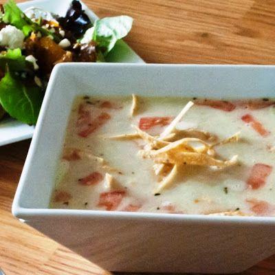 Copycat of Rumbi's Bahama Mama Tortilla Soup